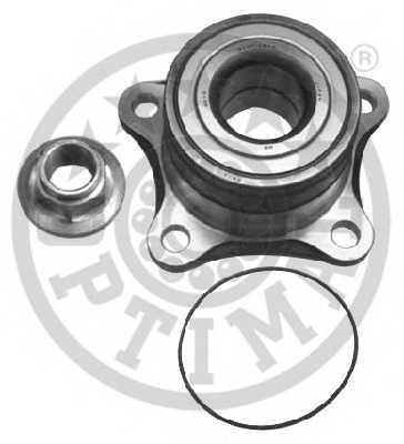 Комплект подшипника ступицы колеса OPTIMAL 982431 - изображение