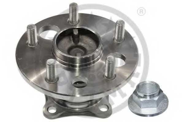 Комплект подшипника ступицы колеса OPTIMAL 982431L - изображение 1