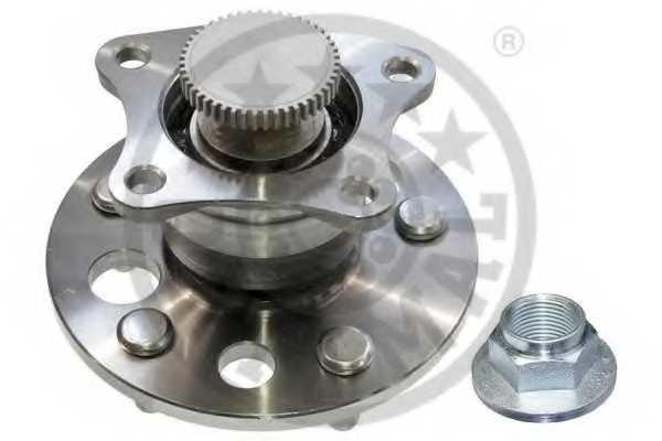 Комплект подшипника ступицы колеса OPTIMAL 982431L - изображение