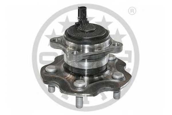 Комплект подшипника ступицы колеса OPTIMAL 982472 - изображение