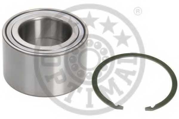 Комплект подшипника ступицы колеса OPTIMAL 982504 - изображение