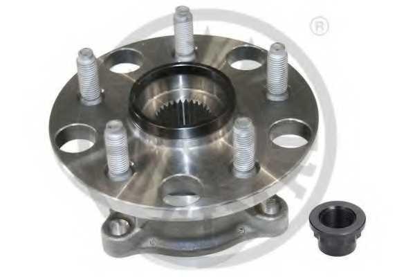 Комплект подшипника ступицы колеса OPTIMAL 982544 - изображение 1