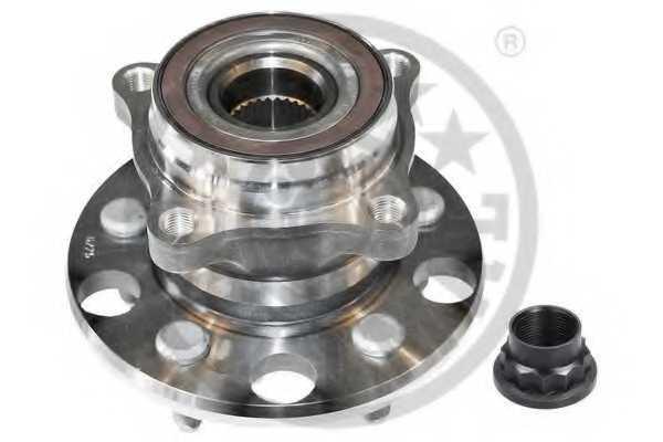 Комплект подшипника ступицы колеса OPTIMAL 982544 - изображение