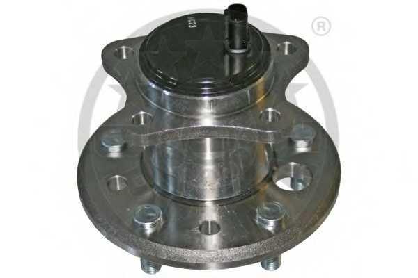Комплект подшипника ступицы колеса OPTIMAL 982696 - изображение