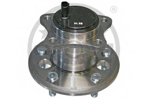 Комплект подшипника ступицы колеса OPTIMAL 982713 - изображение
