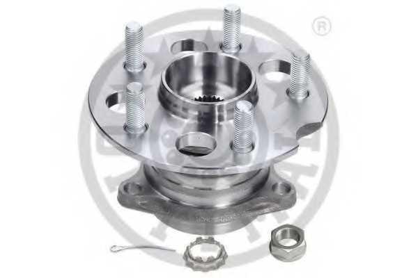 Комплект подшипника ступицы колеса OPTIMAL 982740 - изображение 1