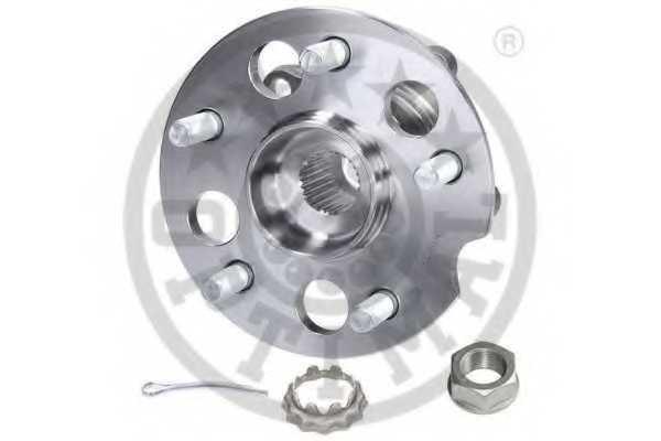 Комплект подшипника ступицы колеса OPTIMAL 982740 - изображение 3