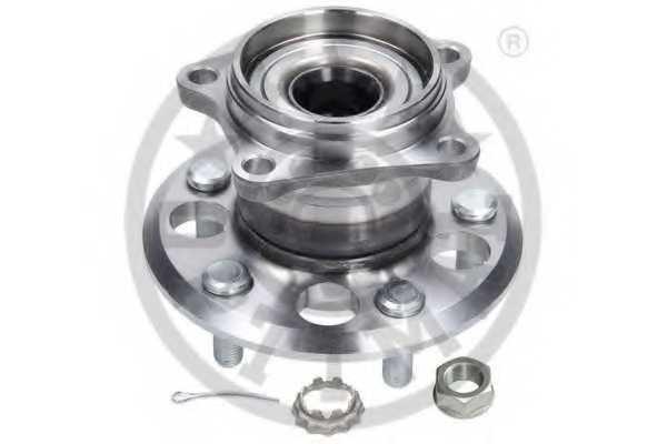 Комплект подшипника ступицы колеса OPTIMAL 982740 - изображение