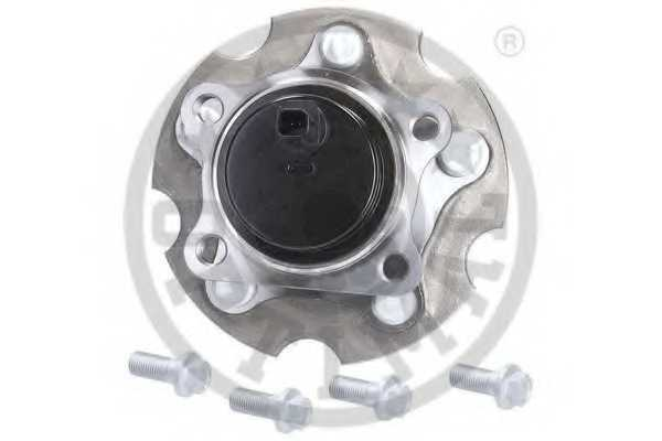 Комплект подшипника ступицы колеса OPTIMAL 982757 - изображение 1
