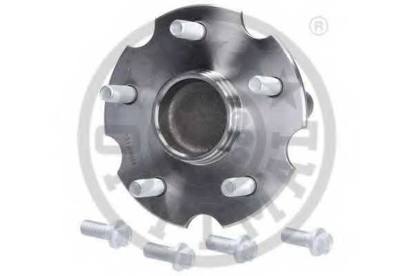 Комплект подшипника ступицы колеса OPTIMAL 982757 - изображение 2