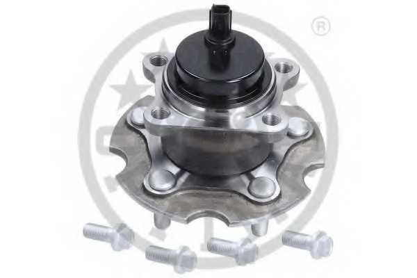 Комплект подшипника ступицы колеса OPTIMAL 982757 - изображение