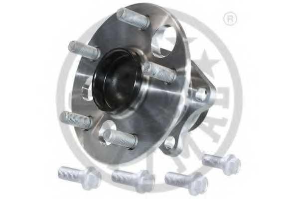 Комплект подшипника ступицы колеса OPTIMAL 982767 - изображение 1