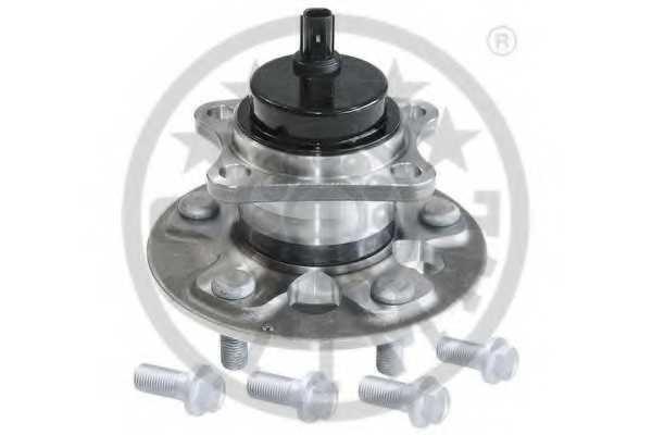 Комплект подшипника ступицы колеса OPTIMAL 982767 - изображение