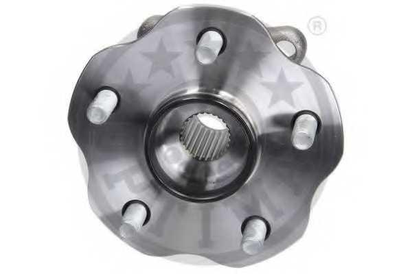 Комплект подшипника ступицы колеса OPTIMAL 982772 - изображение 3
