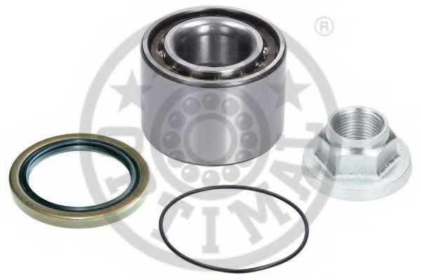 Комплект подшипника ступицы колеса OPTIMAL 982778 - изображение