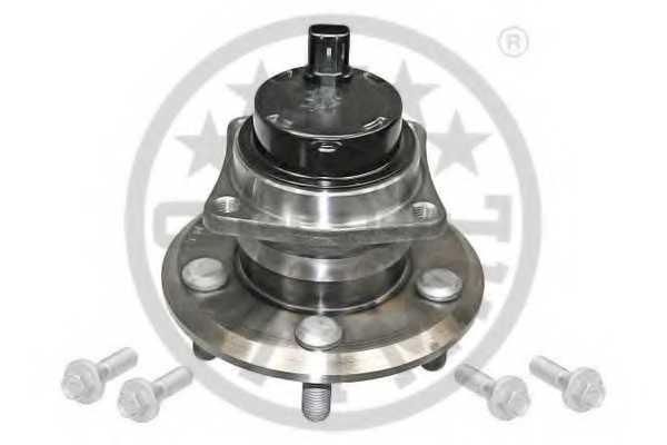 Комплект подшипника ступицы колеса OPTIMAL 982782 - изображение