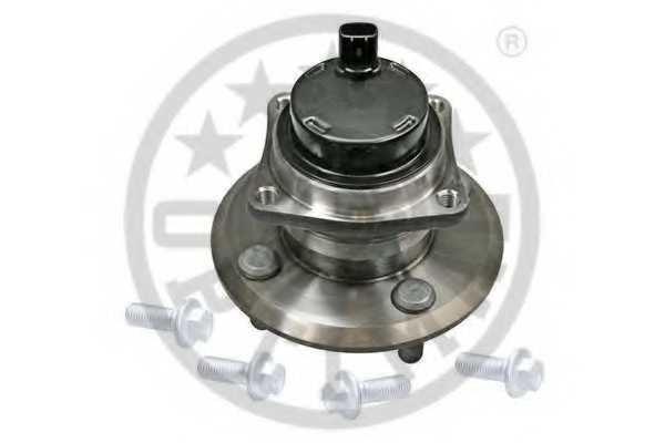Комплект подшипника ступицы колеса OPTIMAL 982792 - изображение
