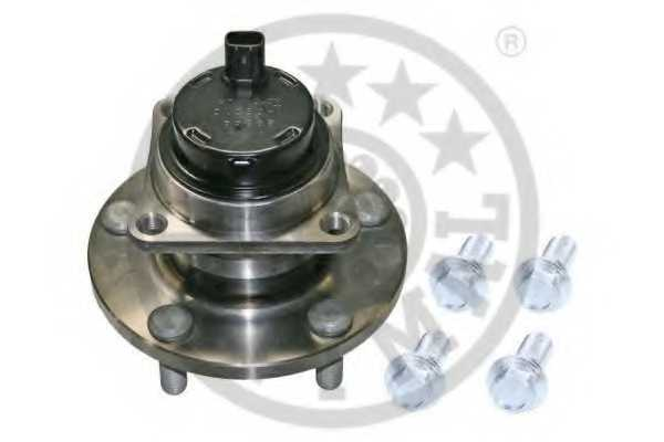 Комплект подшипника ступицы колеса OPTIMAL 982795 - изображение