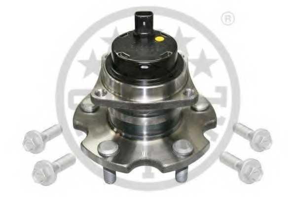 Комплект подшипника ступицы колеса OPTIMAL 982797 - изображение
