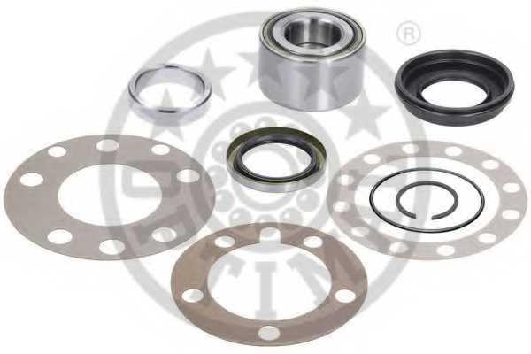 Комплект подшипника ступицы колеса OPTIMAL 982815 - изображение 1