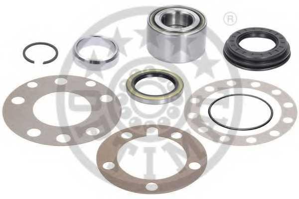 Комплект подшипника ступицы колеса OPTIMAL 982815 - изображение