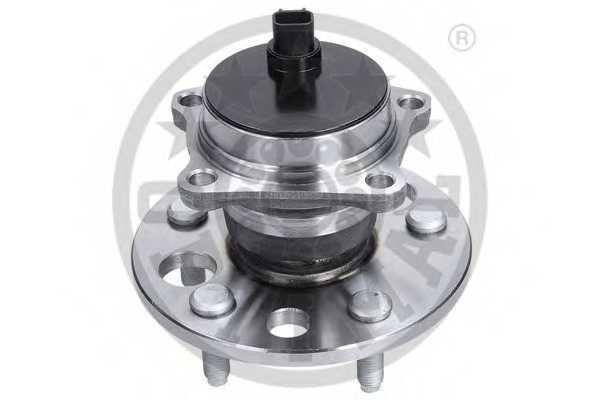Комплект подшипника ступицы колеса OPTIMAL 982836 - изображение
