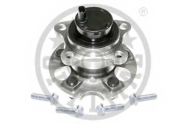 Комплект подшипника ступицы колеса OPTIMAL 982849 - изображение