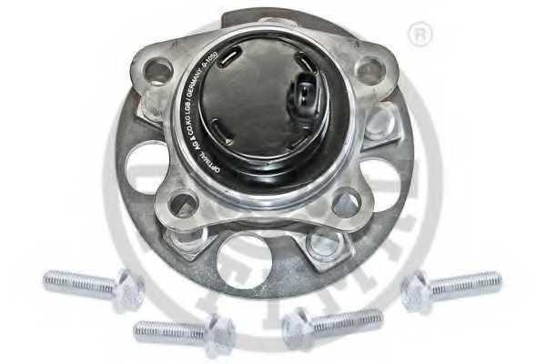 Комплект подшипника ступицы колеса OPTIMAL 982850 - изображение 2
