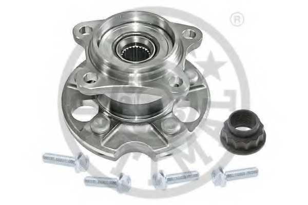 Комплект подшипника ступицы колеса OPTIMAL 982852 - изображение