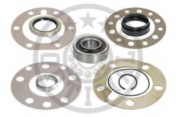 Комплект подшипника ступицы колеса OPTIMAL 982854 - изображение