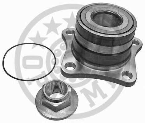 Комплект подшипника ступицы колеса OPTIMAL 982857 - изображение