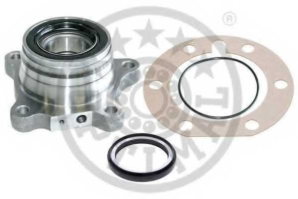 Комплект подшипника ступицы колеса OPTIMAL 982888 - изображение