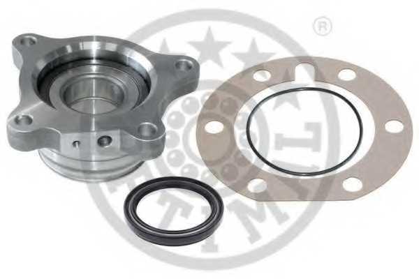 Комплект подшипника ступицы колеса OPTIMAL 982889 - изображение 1