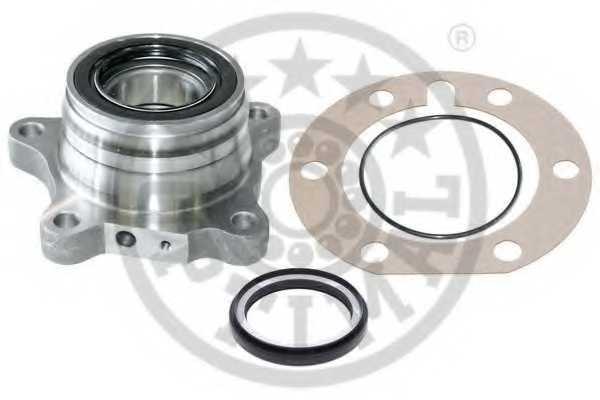 Комплект подшипника ступицы колеса OPTIMAL 982889 - изображение