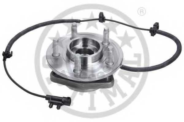 Комплект подшипника ступицы колеса OPTIMAL 991710 - изображение 1