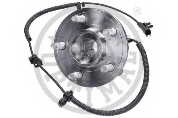 Комплект подшипника ступицы колеса OPTIMAL 991710 - изображение 2