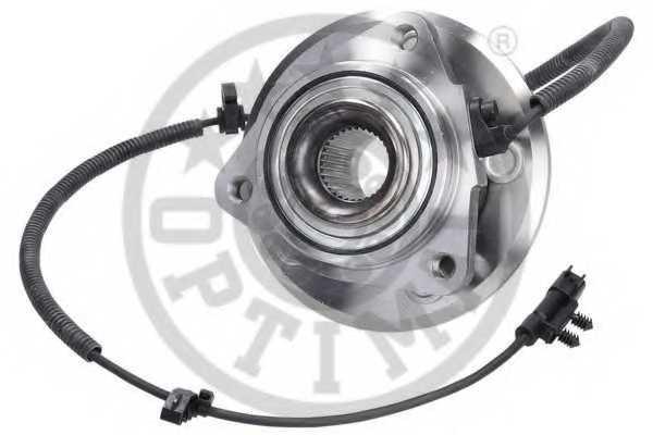 Комплект подшипника ступицы колеса OPTIMAL 991710 - изображение 3