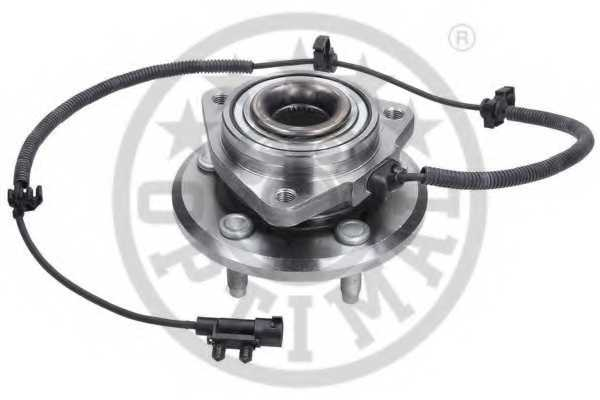 Комплект подшипника ступицы колеса OPTIMAL 991710 - изображение
