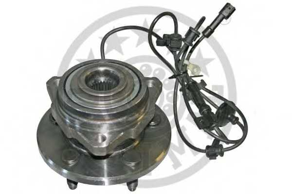 Комплект подшипника ступицы колеса OPTIMAL 991730 - изображение