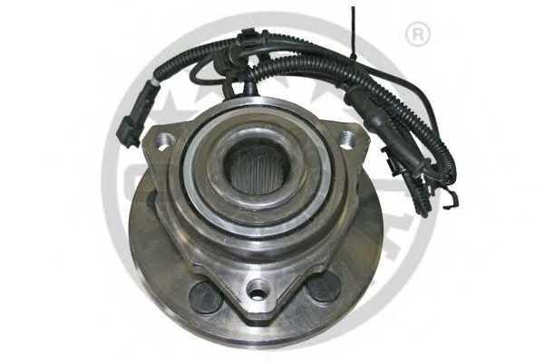 Комплект подшипника ступицы колеса OPTIMAL 991731 - изображение