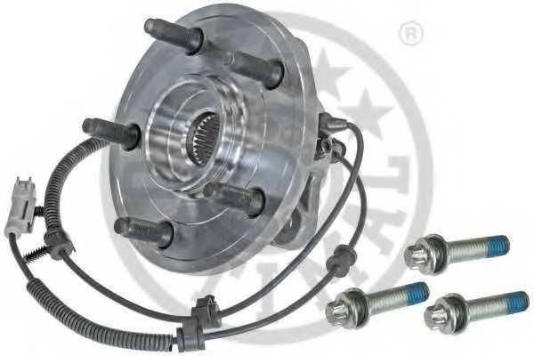 Комплект подшипника ступицы колеса OPTIMAL 991735 - изображение 1