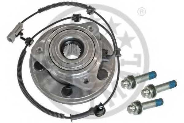 Комплект подшипника ступицы колеса OPTIMAL 991735 - изображение 2