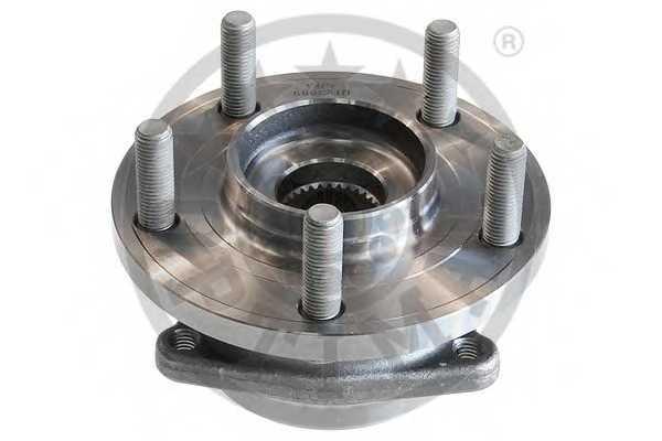Комплект подшипника ступицы колеса OPTIMAL 991740 - изображение 1