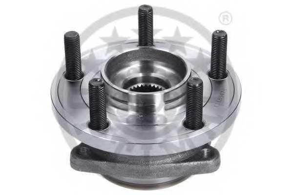 Комплект подшипника ступицы колеса OPTIMAL 991741 - изображение 1