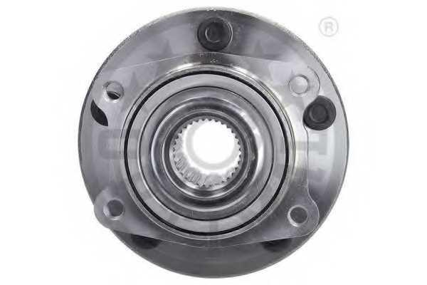 Комплект подшипника ступицы колеса OPTIMAL 991741 - изображение 2