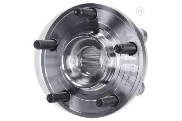 Комплект подшипника ступицы колеса OPTIMAL 991741 - изображение 3