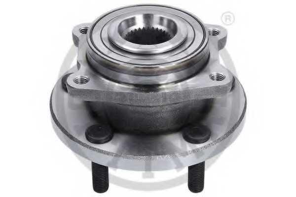 Комплект подшипника ступицы колеса OPTIMAL 991741 - изображение