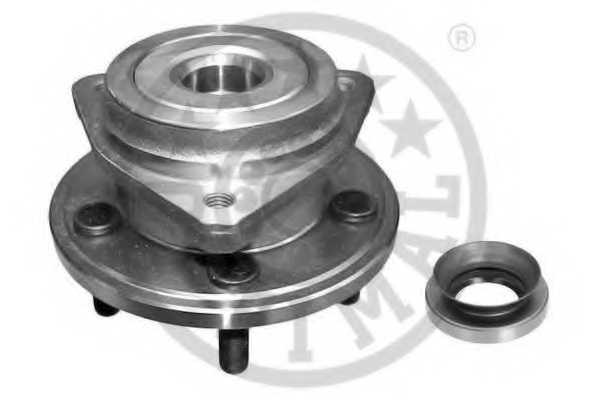 Комплект подшипника ступицы колеса OPTIMAL 991861 - изображение