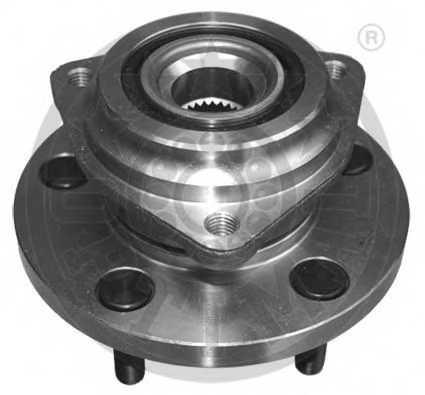 Комплект подшипника ступицы колеса OPTIMAL 991863 - изображение