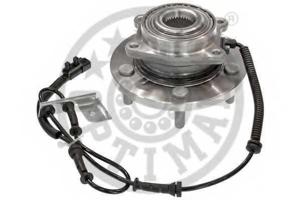 Комплект подшипника ступицы колеса OPTIMAL 991870 - изображение